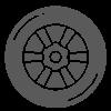 Lastik seçimi ikon